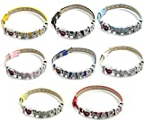 One Direction Style 1d Member I Love HARRY Crystal Slider Letter Wristband Bracelet Fashion Jewelry
