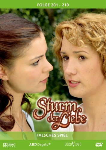 Sturm der Liebe 21 - Folge 201 - 210 (3 DVDs)