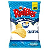 Walkers Ruffles Ridged Crisps - Original (150g)