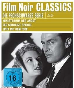 Film Noir Classics - Die pechschwarze Serie [Blu-ray]