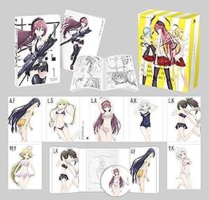 【Amazon.co.jp限定】トリニティセブン 1 BD(初回限定版)(オリジナルジャケットサイズカード付) [Blu-ray]