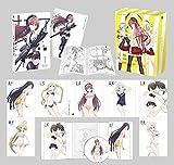 「トリニティセブン」BD/DVD全6巻予約受付中。描き下ろし漫画同梱