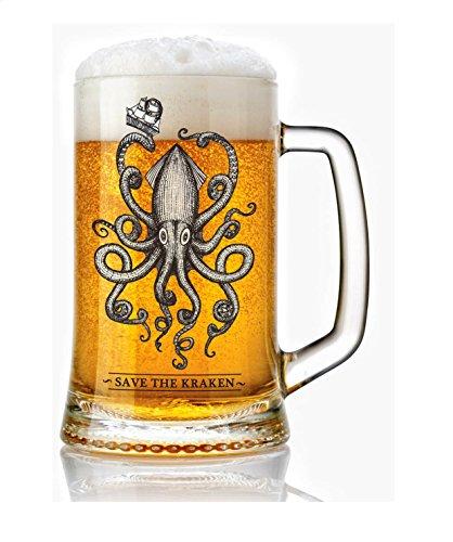 Boccale da birra Kraken