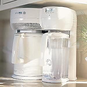 Gaiam Home Water Distiller: Waterwise? 8800 Countertop Water Distiller at Sears.com