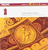 Early Italian Operas