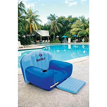 Solstice by Swimline Aqua Pool Float Chair