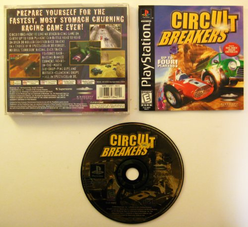 Circuit Breakers - PlayStation
