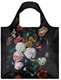 LOQI Museum Jan Davidz de Heem Still Life with Flowers Reusable Shopping Bag