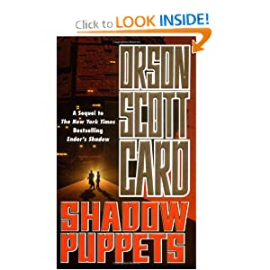 Shadow Puppets (The Shadow Series) by Orson Scott Card