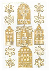 Martha Stewart Crafts Gingerbread Stickers