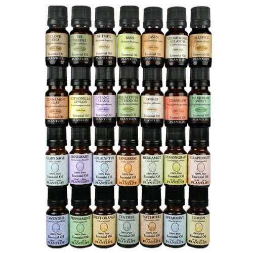 TOP 28 Essential Oil Gift Set for Daily Use –