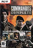 Commandos Complete Collection (PC DVD) [Importación Inglesa]