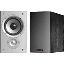 Polk Audio Monitor 30 2-Way Bookshelf Speakers Pair Black