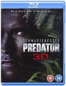 Predator (Blu-ray 3D + Blu-ray) [1987]