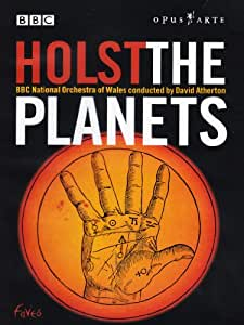Holst: The Planets [DVD] [2010]