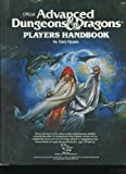 Advanced Dungeons & Dragons, Players Handbook: Special Reference Work  a Compiled Volume of Information for Players of Advanced Dungeons & Dragons, Including, Character Races, Classes, and Level Abilities; Spell Tables and Descriptions; Equipment... (0935696016) by Gygax, Gary