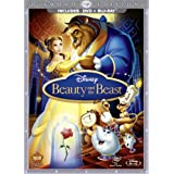 Beauty and the Beast (DVD + Blu-ray, with DVD Packaging)by Paige O'Hara