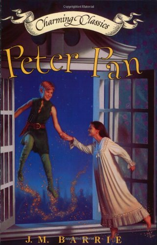 Peter Pan (Book and Charm)