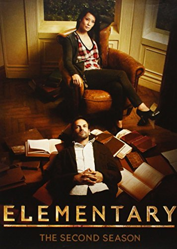 Elementary: The Second Season [DVD] [Import]