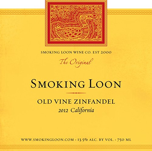 2012 Smoking Loon Old Vine Zinfandel 750 Ml