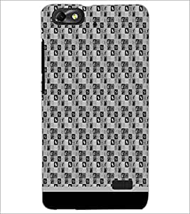 Printdhaba Pattern D-1764 Back Case Cover For Huawei Honor 4C
