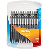 Paper Mate InkJoy 300RT Retractable Ballpoint Pen, Medium Point, 24-Pack, Black (1781569)