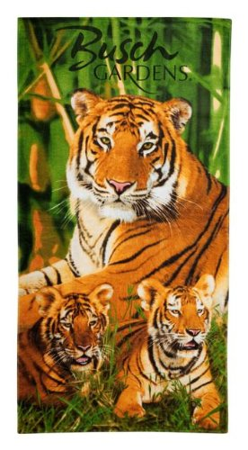 Bengal Tiger Towel