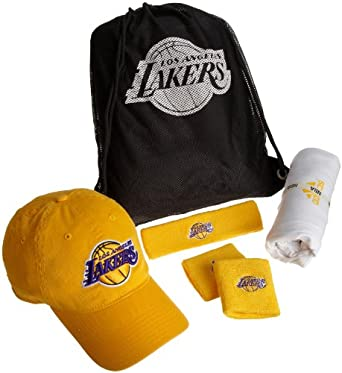 NBA Los Angeles Lakers Combo Pack - A038Z by adidas