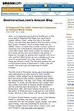 Amazons Omnivoracious Blog