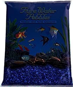 Aquarium fish tank gravel marine pure water for Fish tank decorations amazon
