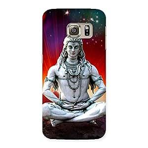 Impressive Shiva Yog Back Case Cover for Samsung Galaxy S6 Edge Plus
