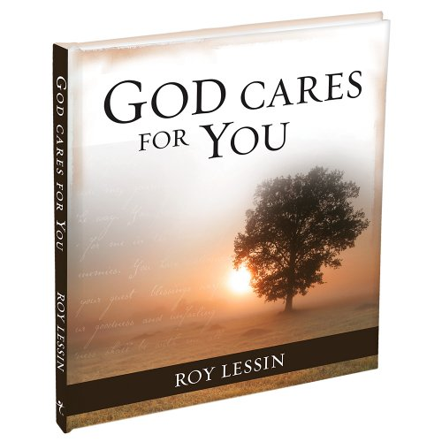 SpiritLifter Gift Book - God Cares for You (Spiritlifters)