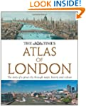 The Times Atlas Of London Reduced For...