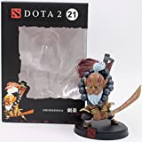 9 CM, Dota 2 Figure Boxed PVC Action Figures Toy (with Box) (Juggernaut)