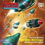 Der dritte Messenger (Perry Rhodan 2491) | Christian Montillon