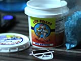 "Los Pollos Hermanos ""Fry Batter Mini Bucket"" Prop, Blue Sky Candy and Heisenberg Sticker -Breaking Bad"