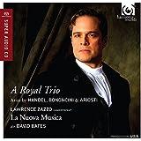A Royal Trio. Zazzo/La Nuova Musica/Bates (SACD)