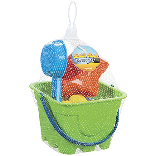 Four Piece Sand Bucket Set (Color/Style May Vary) - 1