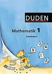 """Duden Mathematik - Grundschule - Östliche Bundesländer und Berlin: 1. Schuljahr - Arbeitsheft: Mit Lernstandserhebungen """"Spitze in Mathematik"""""""
