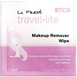 LA FRESH Travel Lite Makeup Remover Wipes, 200-ct. (bulk)