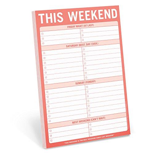 This Weekend: Pad