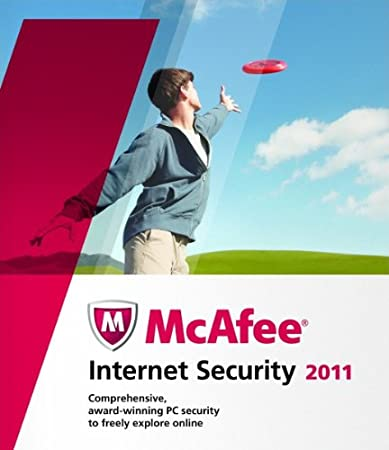 McAfee Internet Security  2011, 3 User (PC)