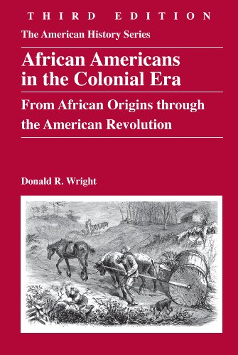 African Americans in the Colonial Era: From African...