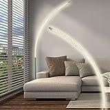 Stehlampe gebogen Stand Leuchte LED-Stehleuchte Stand Design...
