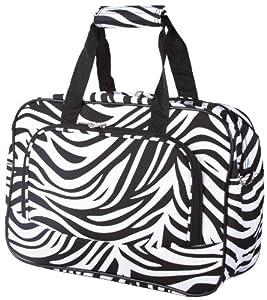 Zebra Small Travel Bag