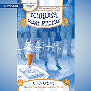 Murder Most Frothy Audiobook
