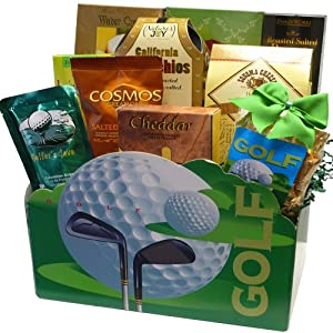 Golfers Delights Gourmet Snacking Box