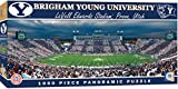 NCAA Licensed 1000 piece Panoramic Stadium Masterpieces Puzzle (BYU Cougars)