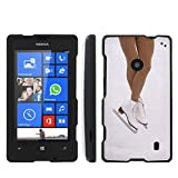 Nokia Lumia 635 Windows Phone Figure Skating Slim Guard Protect Artistry Design Case by Mobiflare