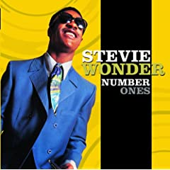 Stevie Wonder: Number Ones